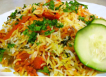 Mix Vegetable Biryani Large Size
